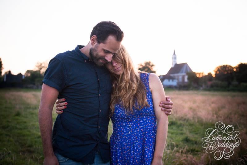 Loveshoot: Nick + Jonna